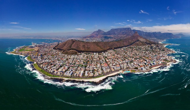 Most Dangerous Touristy Places to Live : Cape Town, South Africa