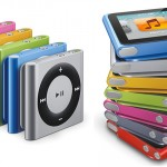 iPod MP3 Player for Travel