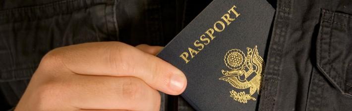 Stock Passport photo