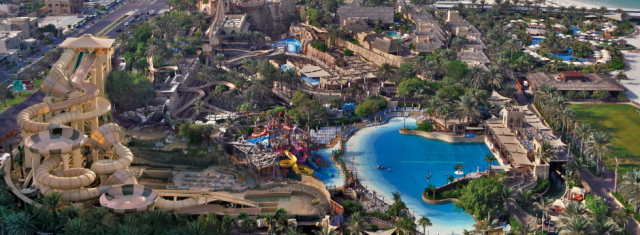 Travel to the Wild Wadi Water Park, Dubai, UAE