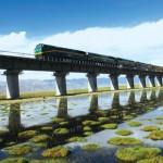 Qinghai to Tibet Railway