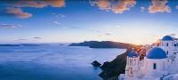 Santorini, Greece Pano