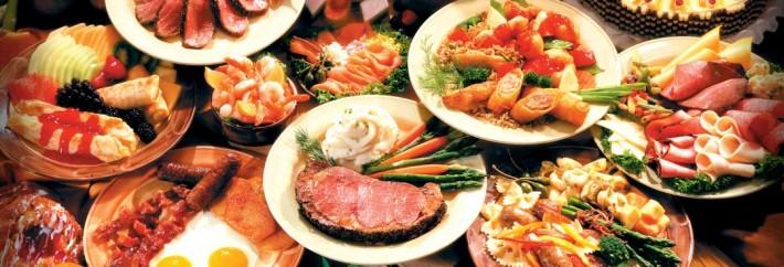 Feast gourmet travel food