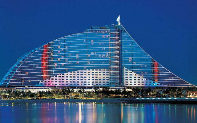 Jumeirah Beach Hotel – Dubai, United Arab Emirates
