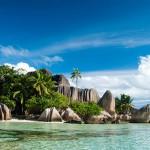 A Seychelles Beach