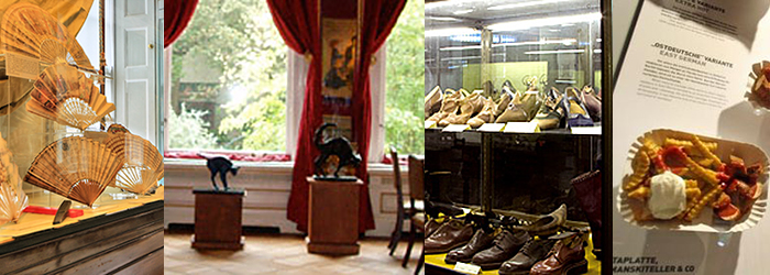 4 of Europe's Most Unusual Museums