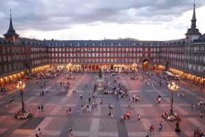 Plaza de Sol Square