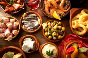 Spanish Tapas in Madrid